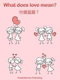 什麼是愛?- What Does Love Mean?