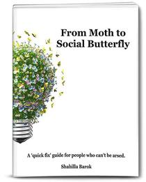 From Moth to Social Butterfly