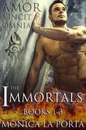 The Immortals - Books 1-3