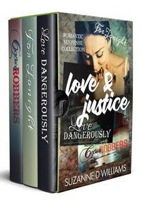 Love & Justice: Romantic Suspense Collection