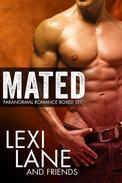 Mated (Paranormal Romance Boxed Set)