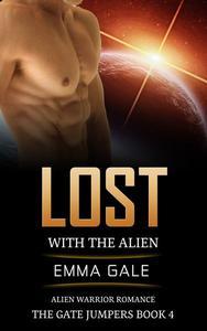 Lost with the Alien: Alien Warrior Romance