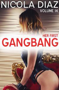 Her First Gangbang - Volume 14