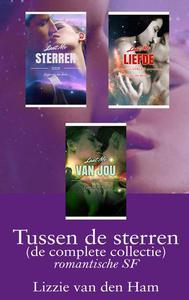 Tussen de sterren (complete collectie) - romantische SF