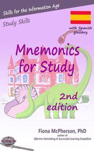 Mnemonics for Study: Spanish edition