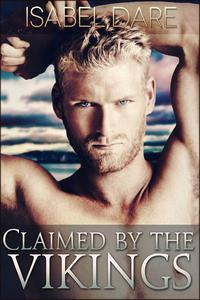 Claimed by the Vikings Trilogy (3 Book Gay Erotic Romance Box Set)