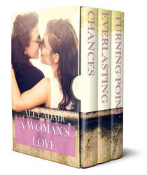A Woman's Love: Lesbian Romance Collection
