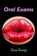 Oral Exams (Virgin Blowjob Erotica)
