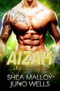 Aizak: Science Fiction Alien Romance
