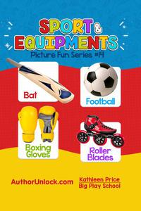 Sport & Equipments - Picture Fun Series