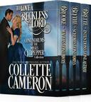 To Love a Reckless Lord (Conundrums of the Misses Culpepper Collection Books 1-3)