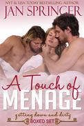 A Touch of Menage Boxed Set