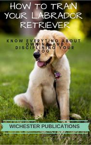 How to Train Your Labrador Retriever: Know Everyting About Owning and Disciplining your Dog
