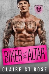 Biker at the Altar