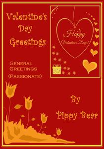 Happy Valentine's Day! (General Greetings Passionate)