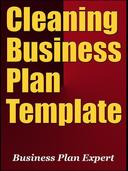 Cleaning  Business Plan Template (Including 6 Special Bonuses)