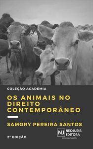 Os animais no direito contemporâneo
