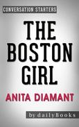 The Boston Girl: A Novel by Anita Diamant | Conversation Starters