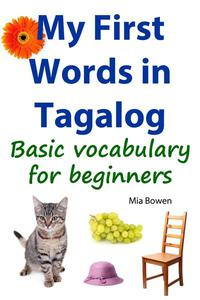 My First Words in Tagalog