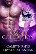 Moonbound Series (Books 5-8) Boxed Set