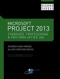 Microsoft Project 2013 Standard, Professional & Pro para Office 365