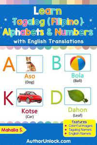 Learn Tagalog (Filipino) Alphabets & Numbers