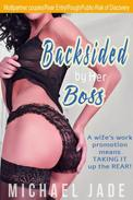 Backsided by Her Boss