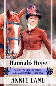Mail Order Bride - Hannah's Hope