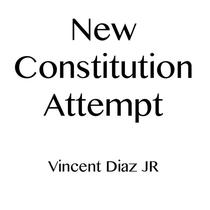 New Constitution Attempt