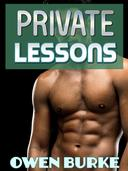 Private Lessons (M/m gay first time)