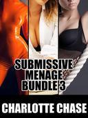 Submissive Menage Bundle 3