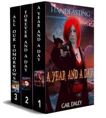 The Handfasting - 3 Volume set