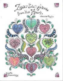 Zentangle from the Heart