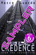 Free Sampler: Credence Foundation (A Science Fiction Novel)