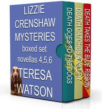 The Lizzie Crenshaw Mysteries Box Set #2
