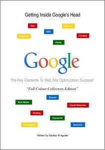 Getting Inside Google's Head Book