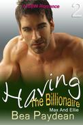 Having The Billionaire (A BBW Romance)