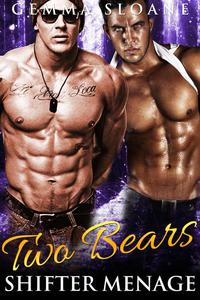 Two Bears: Shifter Menage