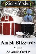 Amish Blizzards: Volume Three: An Amish Cowboy