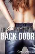 First Time In Her Back Door