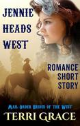 Desperate Brides Flees West To Heal The Heart Of A Broken Cowboy