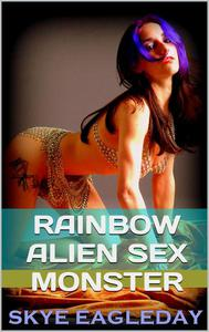 Rainbow Alien Sex Monster
