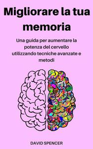 Migliorare la tua memoria: Una guida per aumentare la potenza del cervello utilizzando tecniche avanzate e metodi
