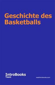 Geschichte des Basketballs