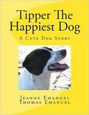 Tipper The Happiest Dog
