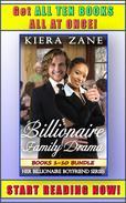 A Billionaire Family Drama Books 1-10 Bundle