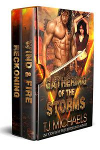 Gathering of the Storms Boxed Set: Wind and Fire / Reckoning