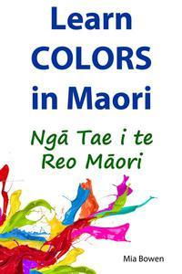 Learn Colors in Maori