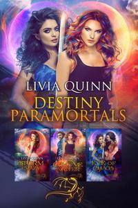 Destiny Paramortals (Books 1-3)