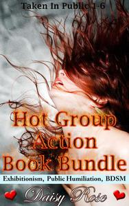 Hot Group Action Book Bundle
